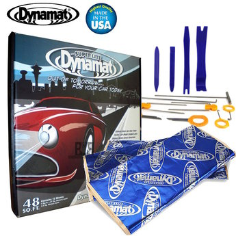 DYNAMAT SUPERLITE 10648 + TRIM REMOVAL KIT