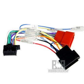 KENWOOD ISO CONNECTION HARNESSES TO SUIT KMM-BT303