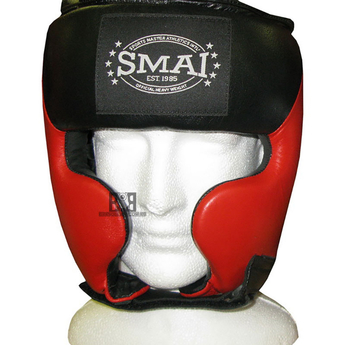 SMAI BOXING HEAD GUARD - PRO TRAINER