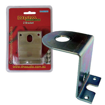 DNA CAB205 Z BRACKET STAINLESS STEEL 16MM HOLE