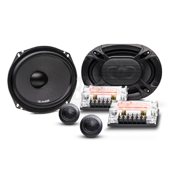DD AUDIO DC6X9